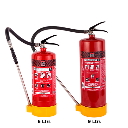 Wet chemical Based Portable (Stored Pressure Type) Fire Extinguishers