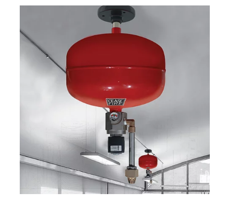 ​Atom X Pre- Engineered Retrofittable Fire Suppression System -(FK Based)