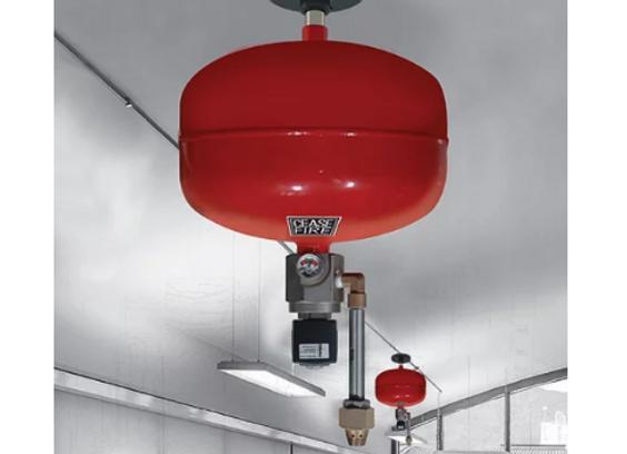 Atom X Pre- Engineered Retrofittable Fire Suppression System