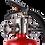 Thumbnail: Launcher - ABC Powder Based (Stored Pressure Type) Auto Pilot Extinguishers