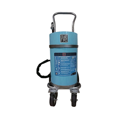 50Ltrs Trolley Mounted Mist Based Area Sanitisation System (Motorised Pump Type)