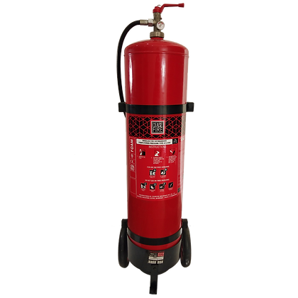 Foam Based Wheeled (Stored Pressure Type) Fire Extinguisher