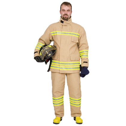 Fire Proximity Suit - Goldstar
