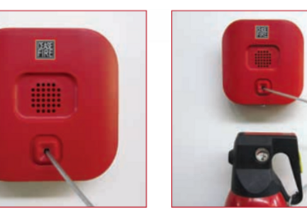 InstaAlerts- Anti Theft and Fire Alarm