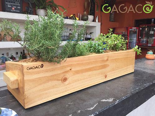 Chậu Gỗ | Planter Box L64.5xW28.5xH19cm