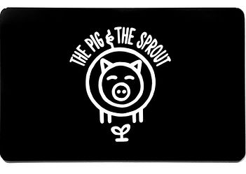 The Pig & The Sprout Logo