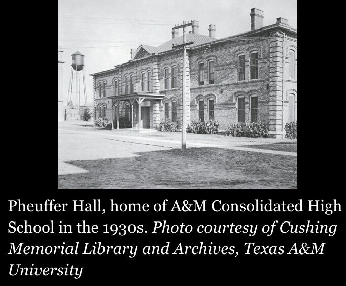 Pheuffer Hall - 1930s Consol