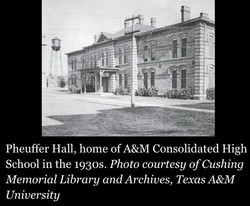 Pheuffer Hall - 1930s Consol