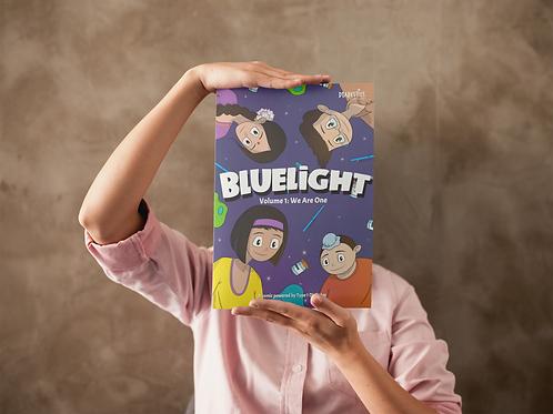 Bluelight Comic