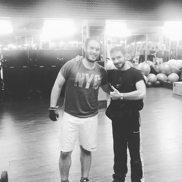 Traguardi continui insieme a Edoardo!!! Vai cosiiiiiiii__#physiotrainer #Allenamento #training #fitn