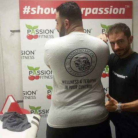 Le magliette del Physio Trainer! Che aspetti a prenotarla! Per il tuo fisico scegli la qualità, sceg