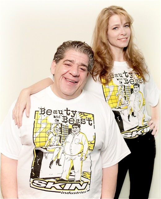 Joey Diaz and Felicia Michaels