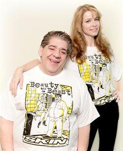 Joey Diaz and Felicia Michaels