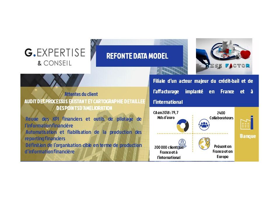 Refonte Data Model SLO