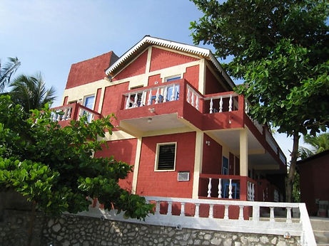 Le Bouknier Hotel Haiti