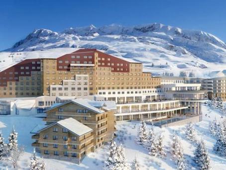 The new Club Med Alpe d'Huez
