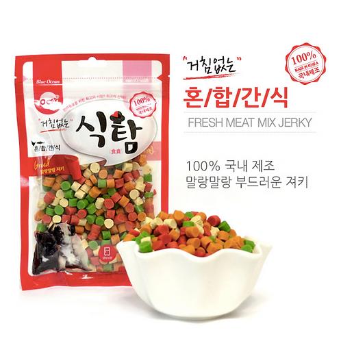 【狗癮零食】韓國오션綜合起司條 ( 150g )