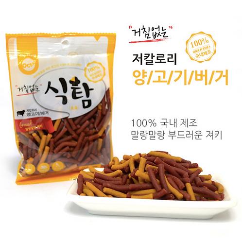 【狗癮零食】韓國오션羊肉起司條 ( 100g )