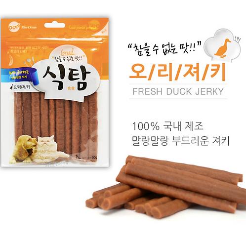 【狗癮零食】韓國오션鴨肉點心條 ( 90g )