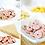 Thumbnail: 【狗癮零食】韓國오션蜂蜜奶油曲奇餅(紫薯) 120g
