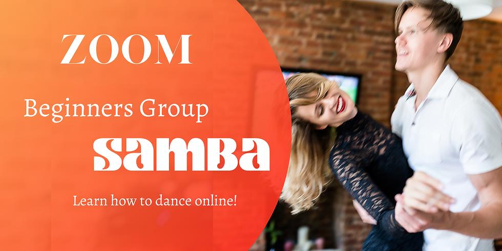 ZOOM Beginners Group - Samba