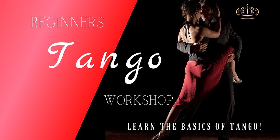 Beginners Tango Workshop