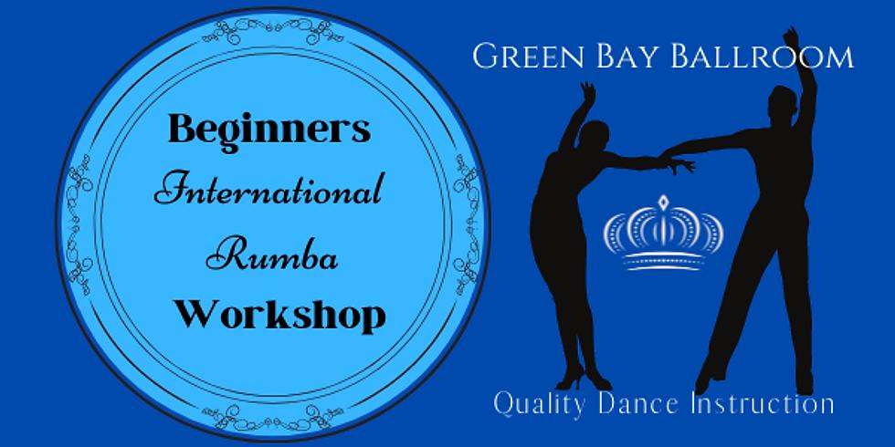 Beginners International Rumba Workshop