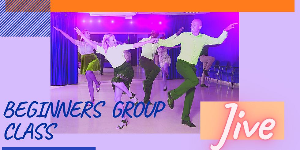Beginners Group Class - Jive