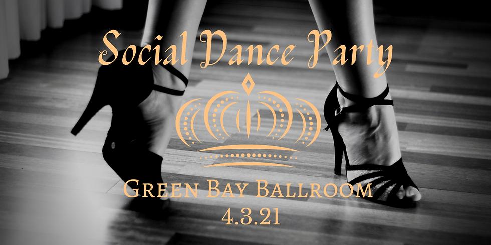 Social Dance Party 4/3/21