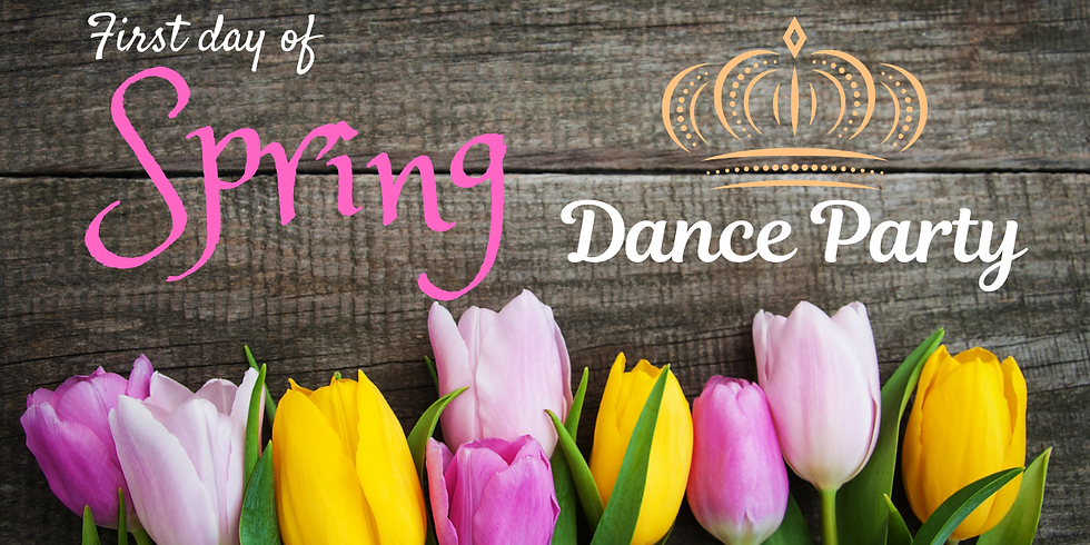 First Day of Spring Dance Party