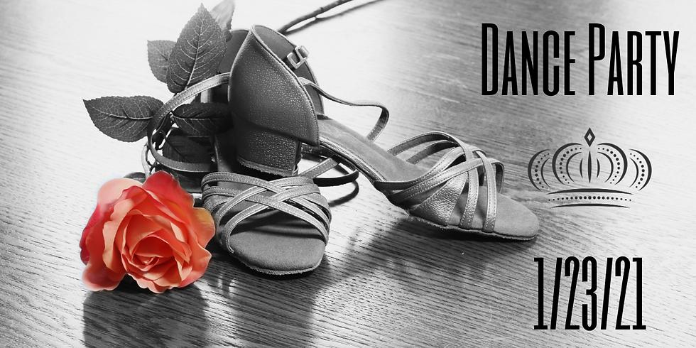 Dance Party 1/23/21