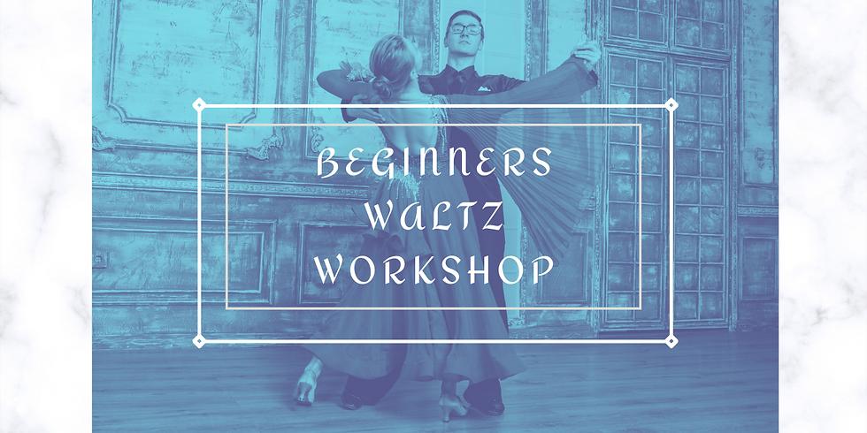 Beginners Waltz Workshop