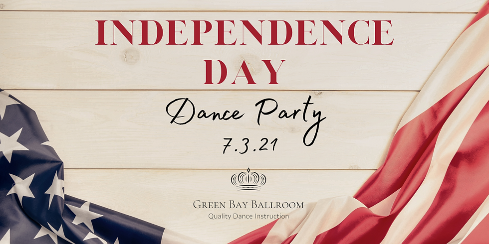 Independence Day Dance Party