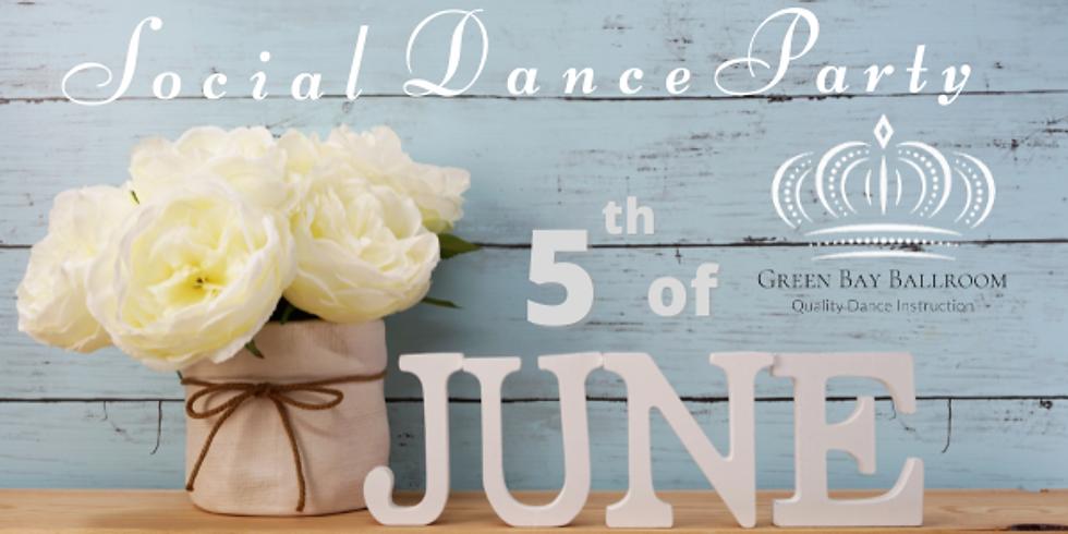 Social Dance Party 6.5.2021