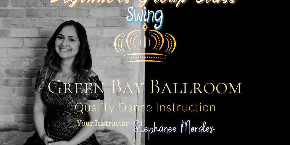 Beginners Group Class - Swing