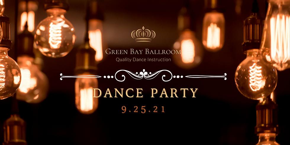 Social Dance Party 9.25.21