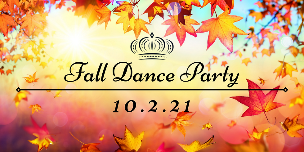Fall Dance Party