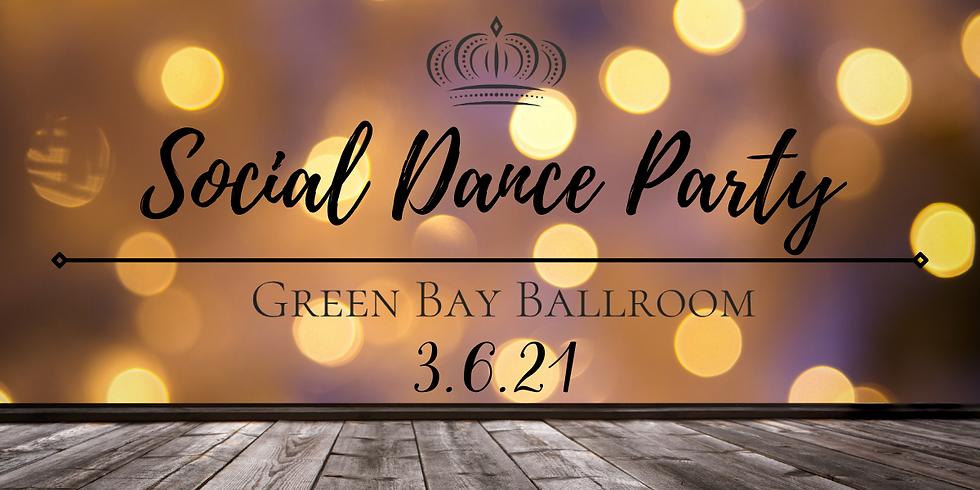 Social Dance Party 3/6/21