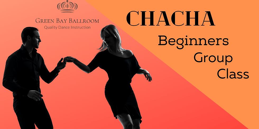 Beginners Group Class - ChaCha