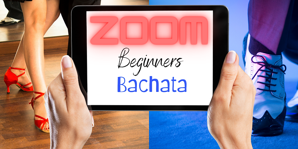 ZOOM Beginners Group - Bachata