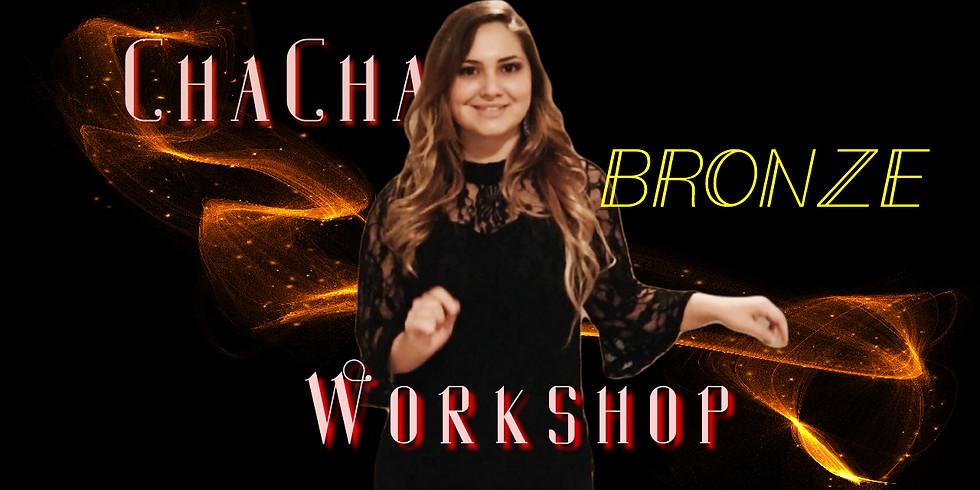 ChaCha Workshop // Bronze (1)