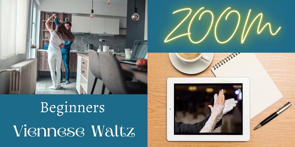 ZOOM Beginners Group - Viennese Waltz
