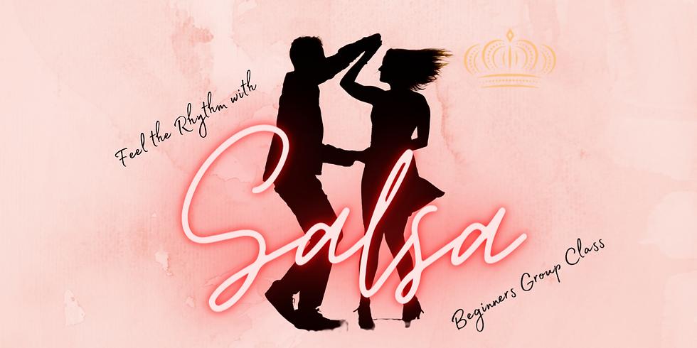 Beginners Group Class - Salsa