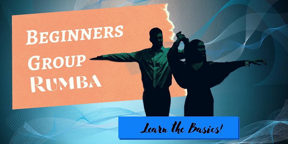 Beginners Group Class - Rumba