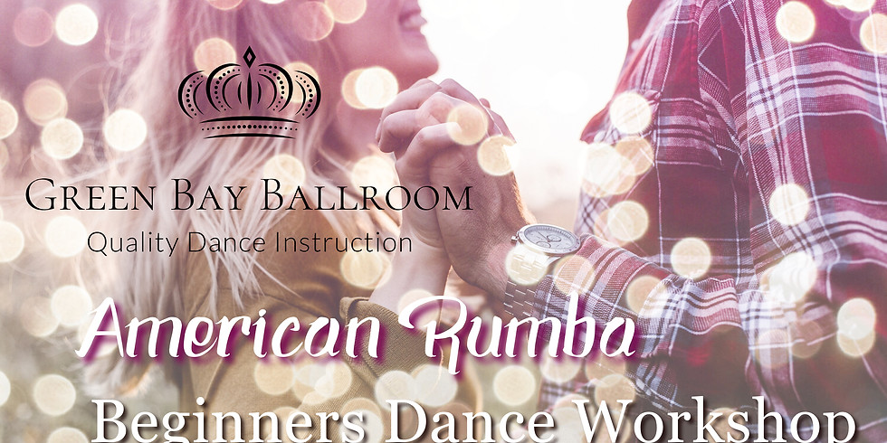 Beginners Dance Workshop - American Rumba