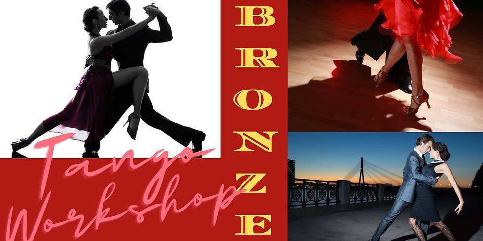 Bronze Tango Workshop