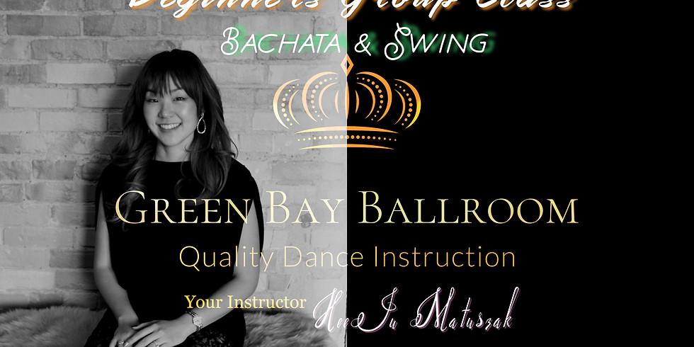 Beginners Group Class - Bachata & Swing