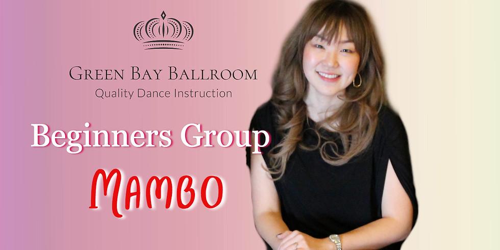 Beginners Group Class - Mambo