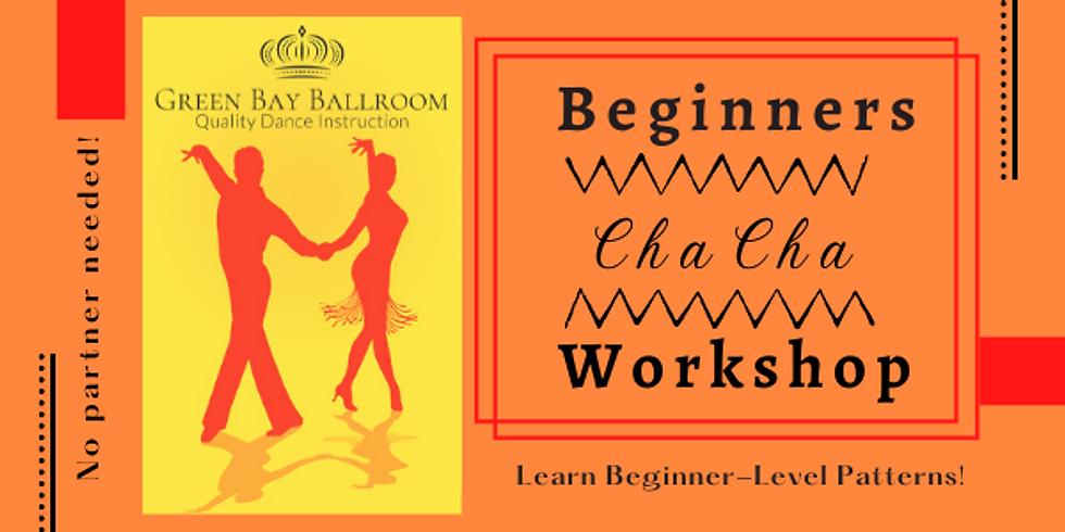Beginners Cha Cha Workshop
