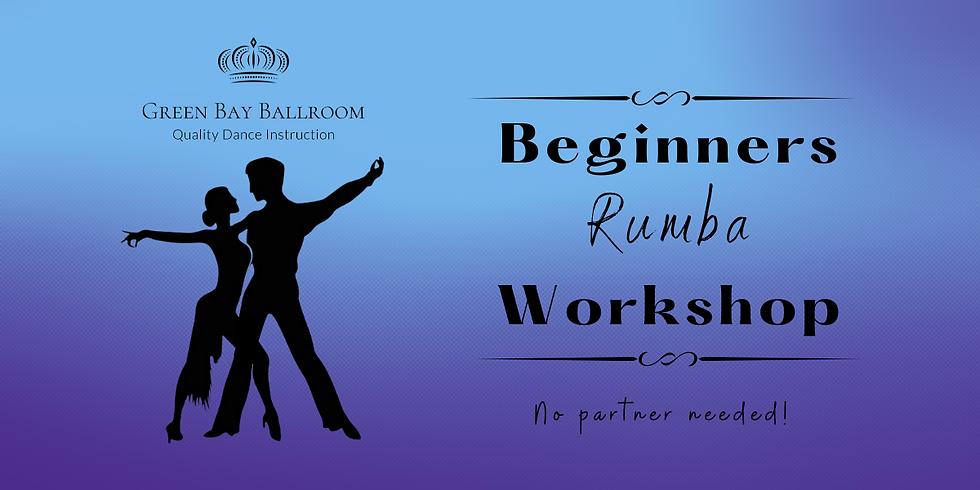 Beginners Rumba Workshop